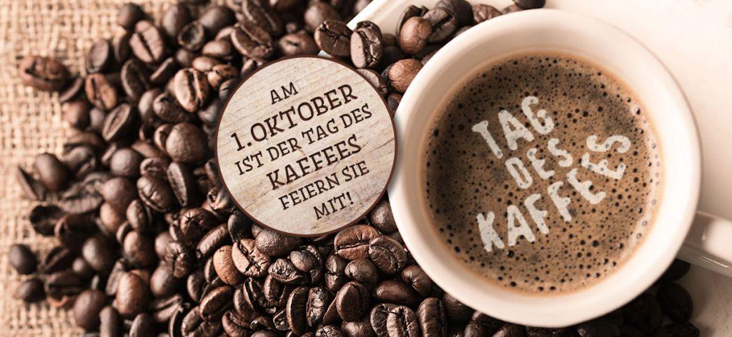 Tag des Kaffees!