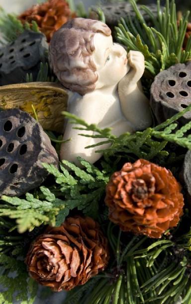 Grabgestecke für Allerheiligen im Blumenreich!